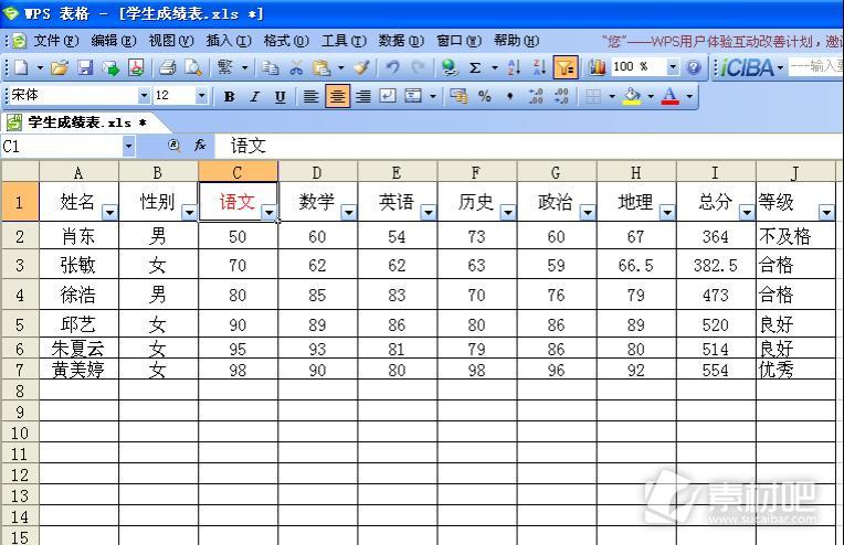 统计表格模板_装装修