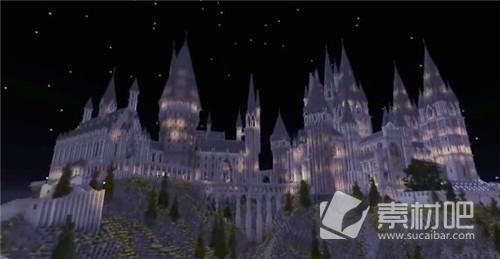 我的世界哈利波特版