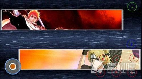 死神VS火影3.5.2 沃特水改最新版