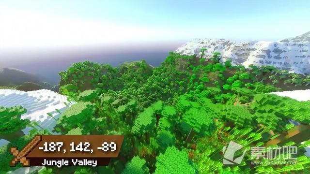 我的世界中村庄种子代码