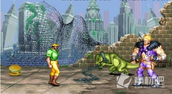 恐龙快打 天王版 暴击显示最新版