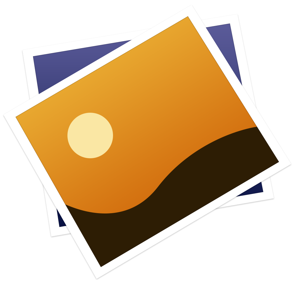 ios7苹果相册软件图标