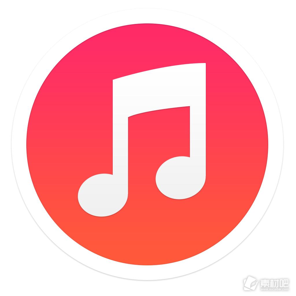 ios7苹果音乐软件图标