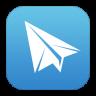 ios7纸飞机软件图标96px