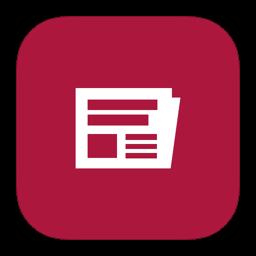 新闻资讯图标_icon社区资讯源文件_icon图标
