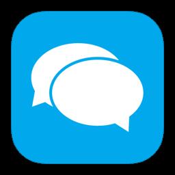 instant message clipart