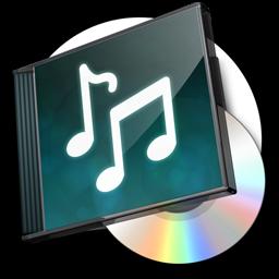 音乐cd盒子图标 图标下载 素材吧