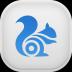 UC松鼠浏览器按钮图标72px