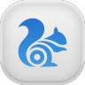 UC松鼠浏览器按钮图标96px