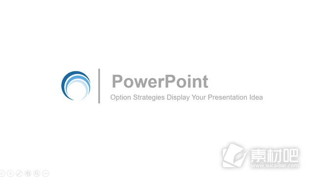 98P大气欧美商务范工作总结报告ppt模板