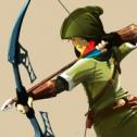 弓箭手射击英雄